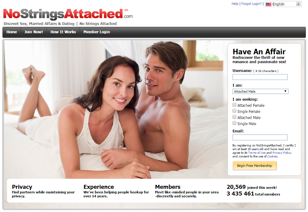 The Married Dating and Adult Dating Site